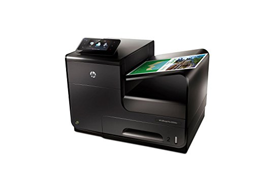 HP Officejet Pro X576dw e-All-in-One Tintenstrahl Multifunktionsdrucker (A4, Drucker, Scanner, Kopierer, Fax, Dokumentenecht, Wlan, USB, 1200x1200) CN598A#A80