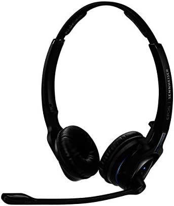 Sennheiser MB Pro 2 UC ML 506046 Dual Sided Dual Connectivity Wireless Bluetooth Headset For product image
