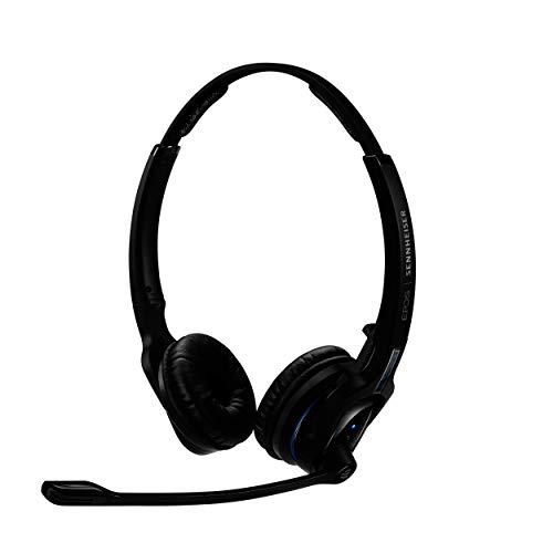Sennheiser MB Pro 2 UC ML Binaural Diadema Negro - Auriculares con micrófono (Centro de...