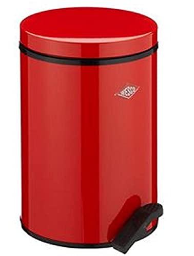 Wesco Tretabfallsammler Softer 14 Liter Rot