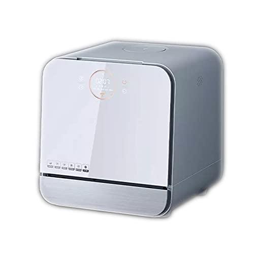 Lavavajillas De Encimera Instalación Gratuita Para El Hogar Lavavajillas Inteligente Pequeño Lavaplatos Automático Seca Y Disuelve Rápidamente El Aceite