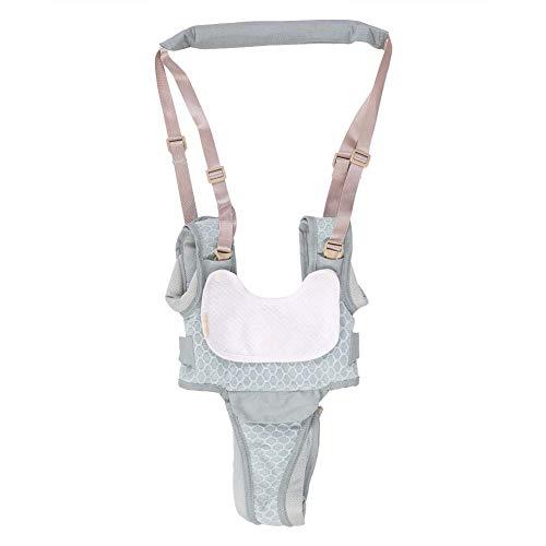Lauflernhilfe Baby Gehhilfe Gurt Sicherheit Gehender Assistent Dauerhaft Atmungsaktiv, Für Kleinkinder(Blau),Blau