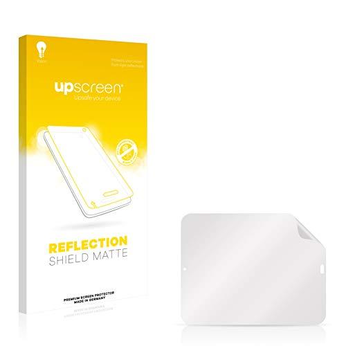 upscreen Entspiegelungs-Schutzfolie kompatibel mit HP TouchPad – Anti-Reflex Bildschirmschutz-Folie Matt