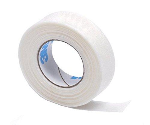 NO:1 Wimpern Lash Extension Versorgung Micropore Papier medizinisches Klebeband Clipper Tool Aufkleber Augen Chirurgie Tool 1pcs