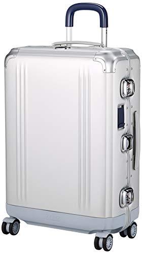[ゼロハリバートン] スーツケース PURSUIT ALUMINUM 保証付 57L 61 cm 6.7kg シルバー