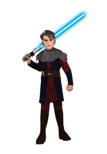 Star - Disfraz de Anakin Skywalker para niño, talla S (0000000149965)