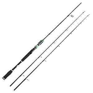 LurEra Hunting Perch Bass Fishing Rod (Spinning - 6'~7' MH&ML - 2pcs)
