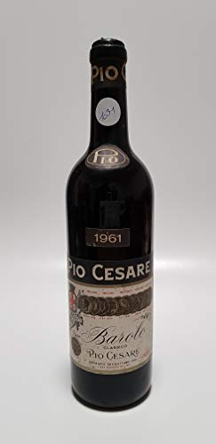 Vintage Bottle - Pio Cesare Barolo Low Level 1961 0,72 lt. - COD. 1031