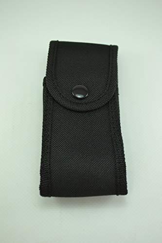 Halfter Messer Cordura aus schwarze