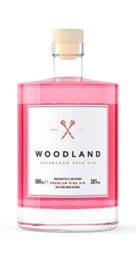 Woodland Sauerland Pink Gin