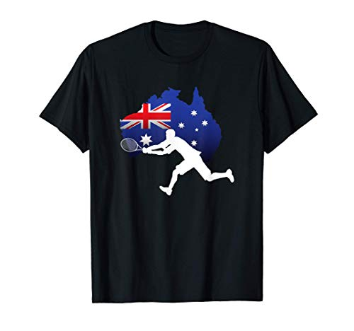 Australian Open for Tennis Lovers T-Shirt