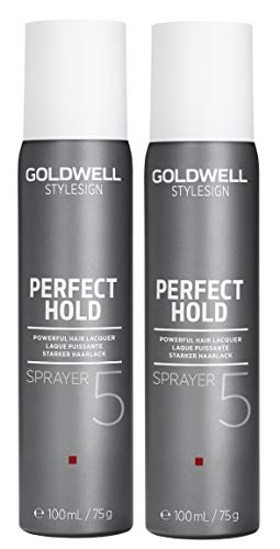 2er Perfect Hold Starker Haarlack Goldwell Stylesign Sprayer 100 ml