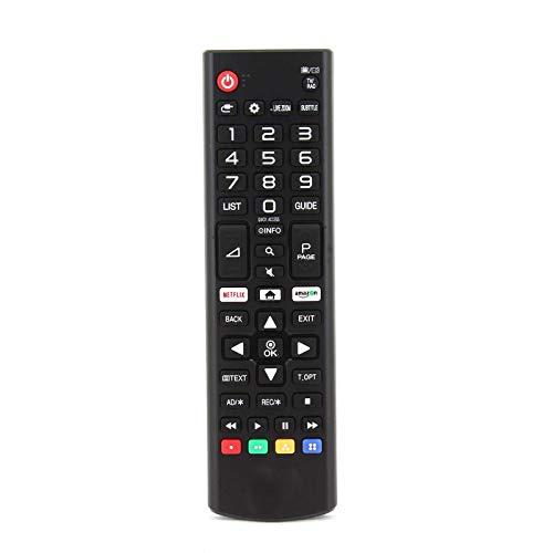 Mando a Distancia de Repuesto Compatible para LG 43UK6300PLB 43' Smart 4K Ultra HD televisión con HDR and Freeview Play