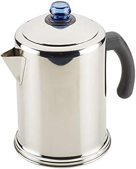 Farberware Classic Stainless Steel Coffee Percolator