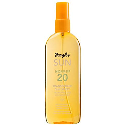 Douglas - Sun - Transparent Sun Spray - Sonnenspray - SPF 20-200ml