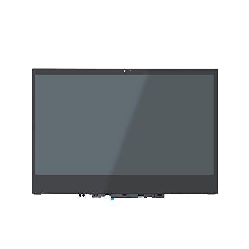 "FTDLCD® Per Lenovo Yoga 720-13IKBR 720-13IKB 80X6 720-13IKBR 81C3 13.3"" 1920x1080 LCD Display Touch Screen Digitalizzatore Assembly + Telaio M133NWF4 R0"