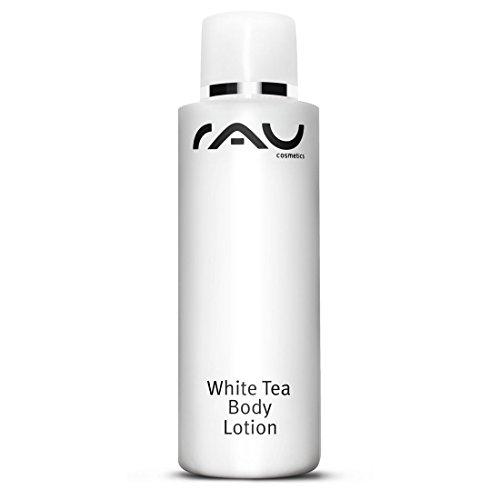 Straffende Bodylotion für Verführerisch Glatte Haut - RAU White Tea Body Lotion (200 ml)
