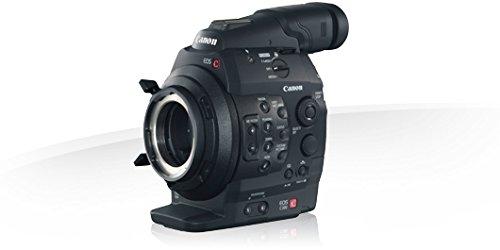 CANON EOS C300 Nero Sensore CMOS 35 mm 8Mpx Full HD Display 4'' Ottiche intercambiabili PL