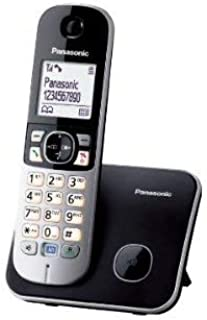 Panasonic KX-TG6811 Panasonic KX-TG6811 Cordless Telephone - (Pack of1)
