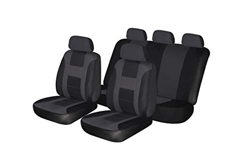 Autonise Universal fit Classic Sport Bucket seat Cover (Fit Most...