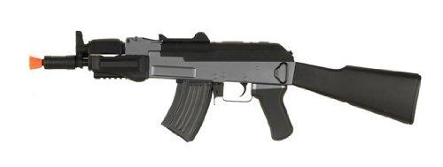 cyma cm037 ak-47 beta spetsnaz electric airsoft gun full metal fps-350(Airsoft Gun)