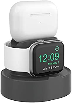 SOKUSIN Apple Watch & AirPods Pro Charger Stand Holder