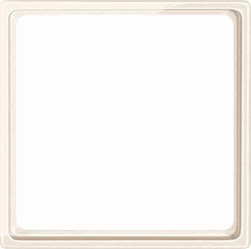 Merten 518544 Zwischenring für Kombieinsätze nach DIN 49075, weiß glänzend, System M