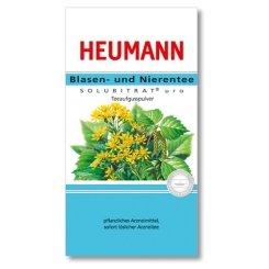 Heumann Blasen- und Nierentee 2er Sparset (2x 60 g) Solubitrat uro Teeaufgusspulver