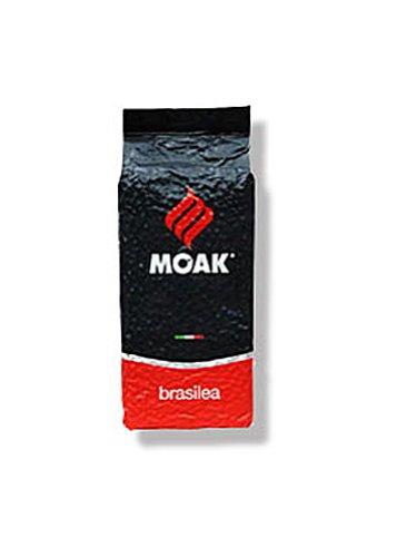 Moak Kaffee Espresso - Brasilea, 1000g Bohnen