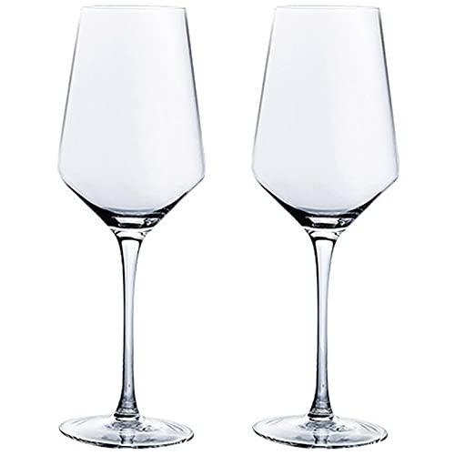 Copa de Vino Set Home 2 unids Creative Crystal Glass Stemware Bar Wineware,350ml