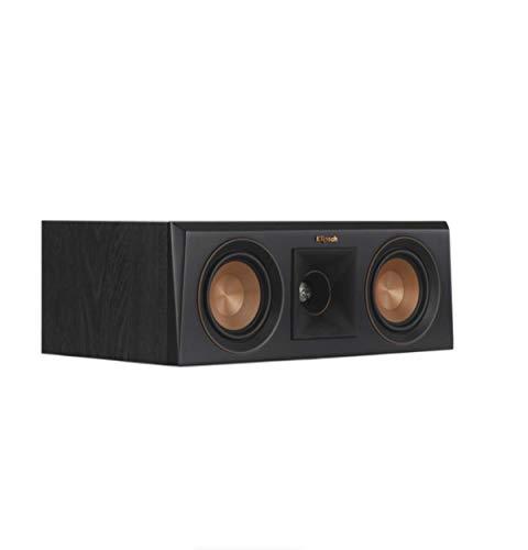 Klipsch RP-400C Haut-Parleur 75 W Noir avec Fil - Hauts-parleurs (avec Fil, 75 W, 8 Ohm, Noir)