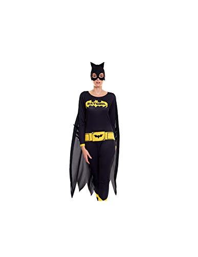 DISBACANAL Disfraz Batgirl para Mujer - -, L