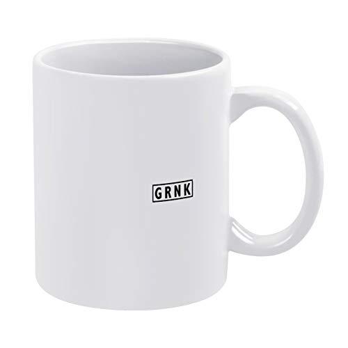 Tasse von Getshirts, Gronkh, offizieller Merchandising-Tasse, 325 ml, lustiger Kaffeebecher, bestes personalisiertes Geschenk