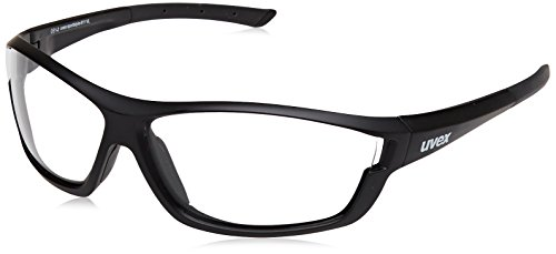 Uvex Sportsonnenbrille Sportstyle 611 Vl, Black Mat, One Size, 5308802290