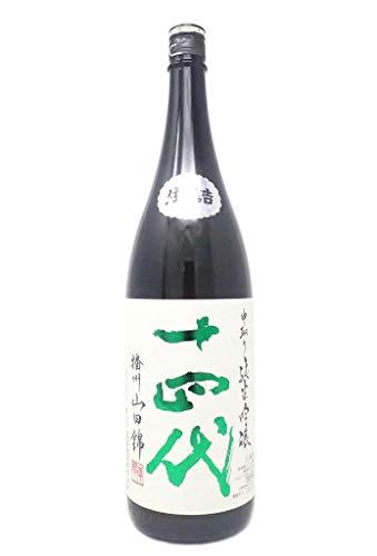 高木酒造『十四代播州山田錦中取り純米吟醸』