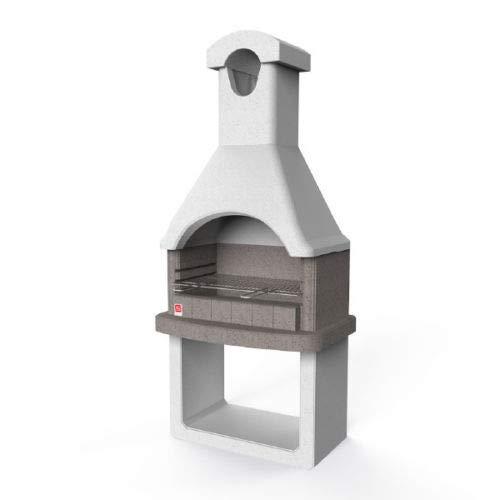 Sarom Barbecue in MURATURA Columbia Dim. CM. 88 x 58 x 197,3