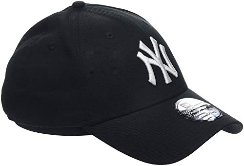 New Era Kappe Herren New York Yankees, White/ Black, OSFA, 10531941