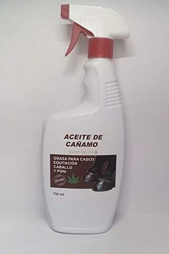 Oleumnatura Spray para el Tratamiento y Cuidado de Cascos, pezuñas del Caballo 750ml