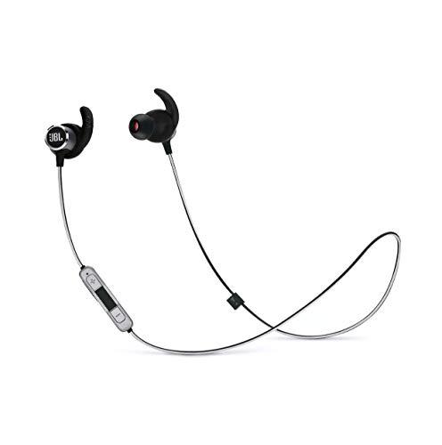 JBL Reflect Mini 2.0, in-Ear Wireless Sport Headphone with 3-Button Mic/Remote
