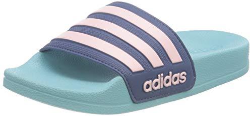 adidas Adilette Shower K, Chanclas, CELBRU/ROSCLA/AZUTRI, 31 EU