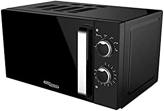 Super General 20 Liters Microwave/ Black/ 6 Power Modes/ SGMG9214B
