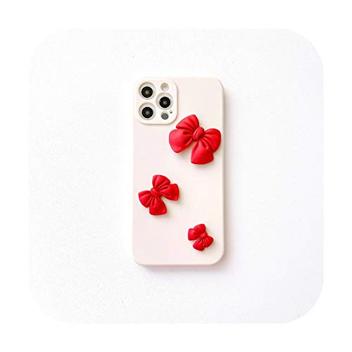 Funda de silicona suave para iPhone 12 Mini 12 Pro Max 11 Pro X XR XS Max para iPhone 7 8 P-blanco-para iPhone XR