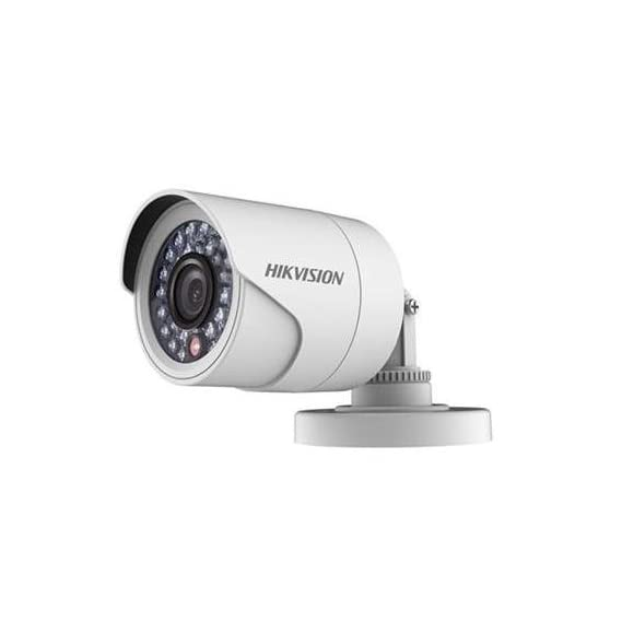 HIK-VISION Aironx 5 MP Hik-Vision Bullet Camera (White, DS-2CE1Ah1T-IRP)