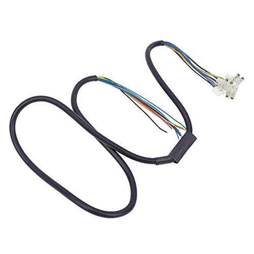 HANLILI kasu Motor eléctrico Universal Motor de Cable de Cable de Cable de Alambre Enchufe Enchufe Fit for Xiaomi M365 /Pro Scooter Accesorio