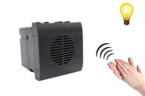 Modulo interruttore acustico comando vocale suono audio luci battito mani C1120