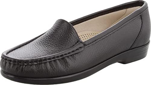 SAS Women's, Simplify Loafer Black 10.5 W