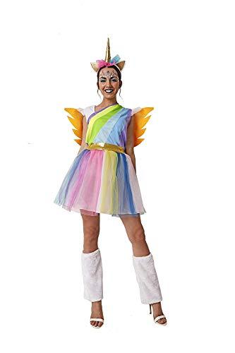 Disfraz Unicornio. Mujer. Tallas: S, M, o L. (M)