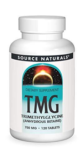 Source Naturals TMG 750mg Trimethyl…