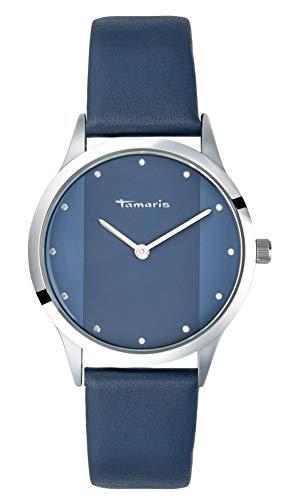 Tamaris Anita Damenuhr Armbanduhr blau