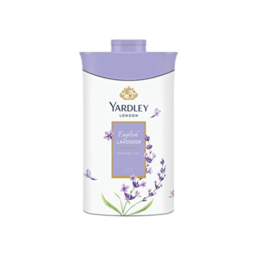 Yardley London Perfumed Talc, English Lavender 8.8 Oz (250 G)